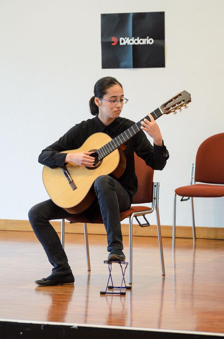 Teilnehmerkonzert Gitarrenfestspiele Nürtingen 2016 - Kayano Matthews