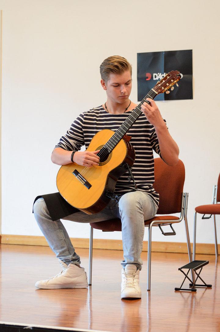 Teilnehmerkonzert Gitarrenfestspiele Nürtingen 2016 - Alexander Röck